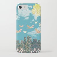 minneapolis iPhone & iPod Cases featuring Minneapolis Poster by MegaCork Photography