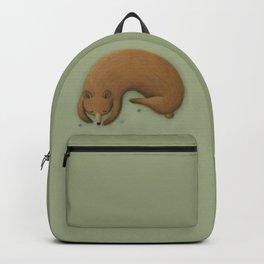Sleepy Bear Backpack