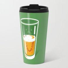 Pessimistic Optimist Travel Mug