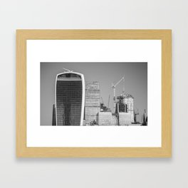 London Architecutre Framed Art Print
