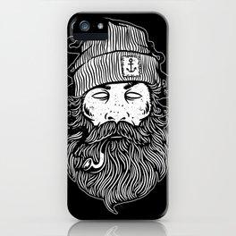 Sailor Man iPhone Case