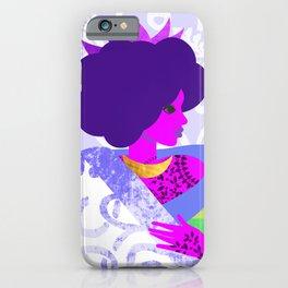 Queen's Robe iPhone Case