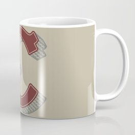 BOLD 'C' DROPCAP Coffee Mug