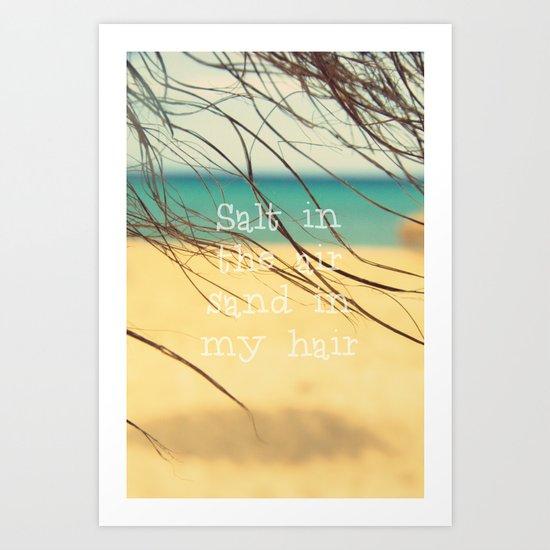 Summer#1 Art Print