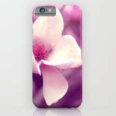 Lonely Flower - Radiant Orchid iPhone 6s Slim Case
