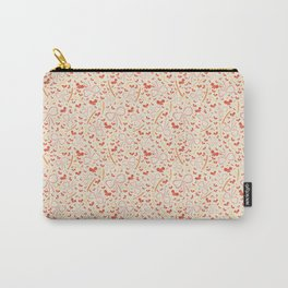 Dancing Ribbons Carry-All Pouch