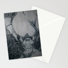 Head Taker Stationery Cards