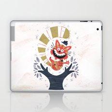 Cheshire Cat - Alice in Wonderland Laptop & iPad Skin