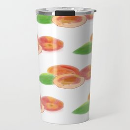 Peach summer Travel Mug