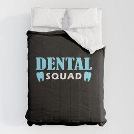 Dentist Gift Dental Student Gift Doctor Orthodontist Comforters