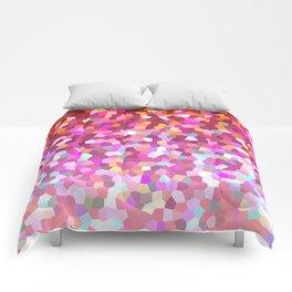 Mosaic Sparkley Texture G148 Comforters