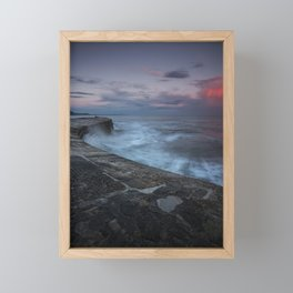Set Adrift on Memory Bliss Framed Mini Art Print