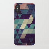 spires iPhone & iPod Cases featuring cryyp by Spires