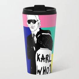 KARL WHO Travel Mug