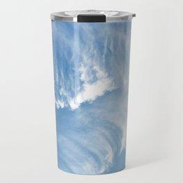 Sky Waves Travel Mug