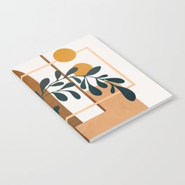 Modern Abstract Art 50 Notebook
