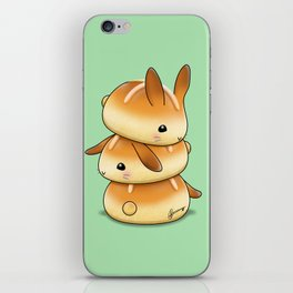 Hot Cross Bunbuns iPhone Skin