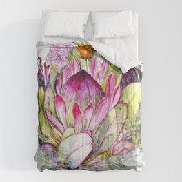 Magic Garden I Comforters