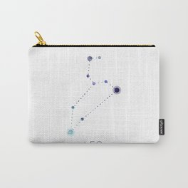 LEO STAR CONSTELLATION ZODIAC SIGN Carry-All Pouch