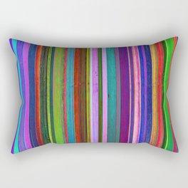 Surf Stripes Rectangular Pillow
