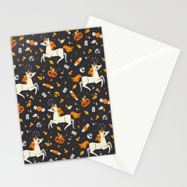 Candy Unicorns Stationery Cards