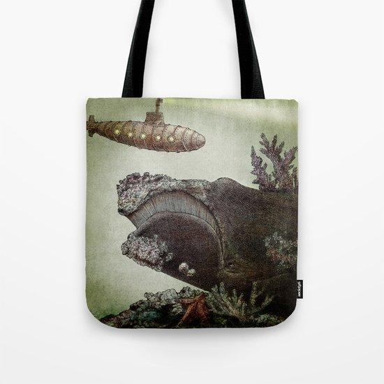 Leviathan (colour option) Tote Bag