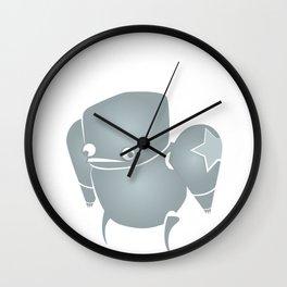 minima - slowbot 001 Wall Clock