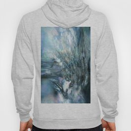 Sea Dog Abstract Hoody