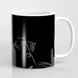 Royal enfield illustration Coffee Mug