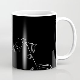 Royal enfield illustration Coffee Mug