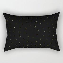 solo. klimt outline. Rectangular Pillow