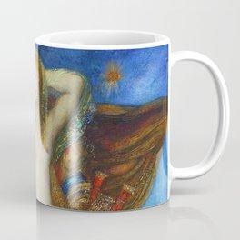 "Gustave Moreau ""Hélène Glorifiée (Helen Glorified)"" (1896) Coffee Mug"