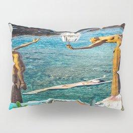 Water Goddess Pillow Sham