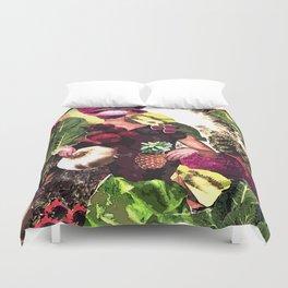 Fruit and Vegetable Salad Surprise Duvet Cover
