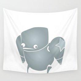minima - slowbot 001 Wall Tapestry