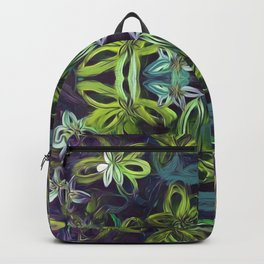 Tropical Greenery Backpack