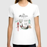 venice T-shirts featuring Venice by Volha