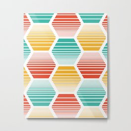 Honey Jive - Summerlicious Metal Print
