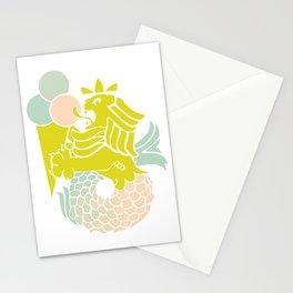 Pop Merlion Stationery Cards
