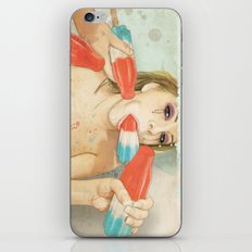 Bombs Away iPhone Skin