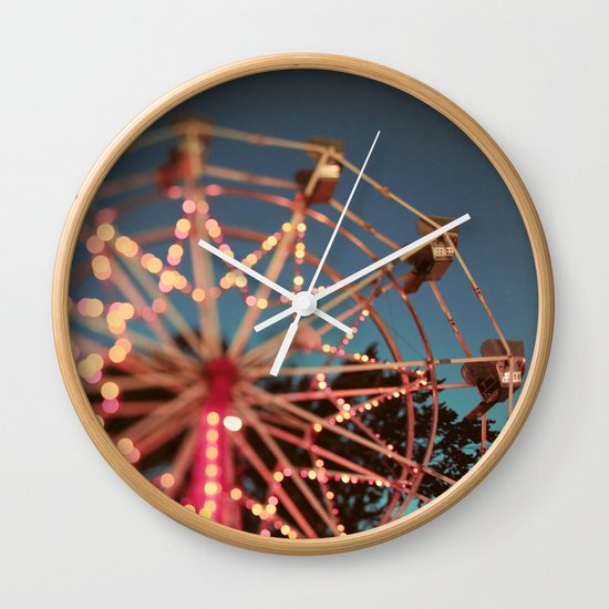 There is a Light That Never Goes Out Wall Clock