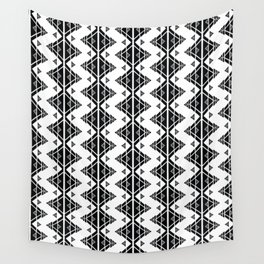 Native pattern Wall Tapestry