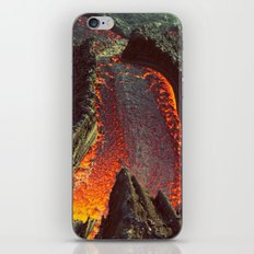 Active Volcano in Guatemala iPhone & iPod Skin