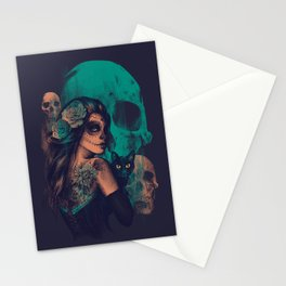UNTIL THE VERY END Stationery Cards