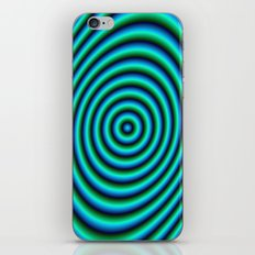 Turquoise Rings iPhone & iPod Skin