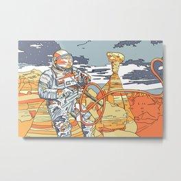 Desert Dreams 2 Metal Print