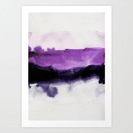 Two Tones Art Print