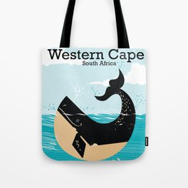 Western Cape South Africa Tote Bag