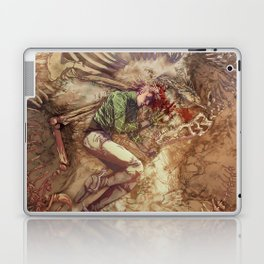 Scary Monster Laptop & iPad Skin