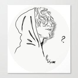 Yousef Canvas Print